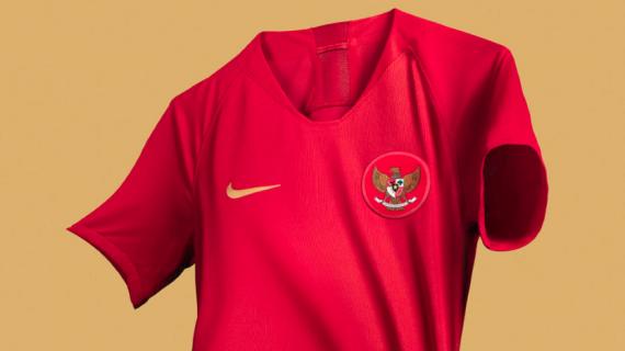 Sejarah Logo Garuda Di Dada Seragam Timnas Indonesia