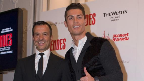 7 Bintang Sepakbola Yang Berada Dibawah Komando Jorge Mendes