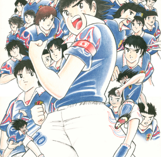 10 Manga Sepakbola Paling Populer Di Dunia