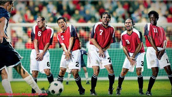 Kejadian Lucu dan Tak Terduga Dalam Sepakbola
