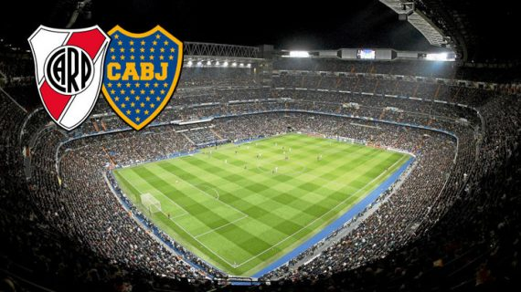 Berita Bola Hari Ini Edisi 30 November 2018 -Bernabeu Jadi Tuan Rumah Final Copa Libertadores, Neymar Cetak Rekor-