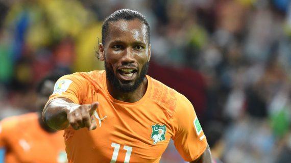 Didier Drogba, Hentikan Perang Saudara Lewat Sepakbola