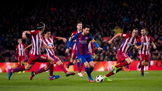5 Taktik Yang Tak Mempan Untuk Menghadang Lionel Messi