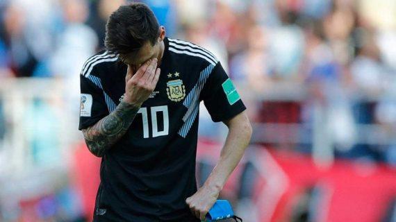 Lionel Messi, Pemain Terbaik Dunia Yang 'Anti' Piala Dunia