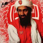 Osama Bin Laden: Kisah Penjahat Internasional Yang Cinta Kepada Arsenal