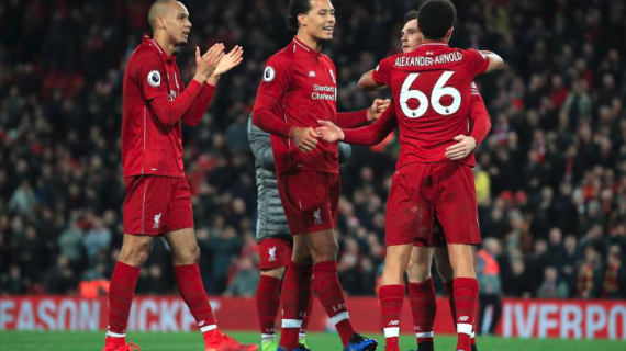 Lini Pertahanan Akan Selamatkan Liverpool Pada Musim Ini