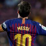 Kisah Dibalik Selebrasi Ikonik Lionel Messi
