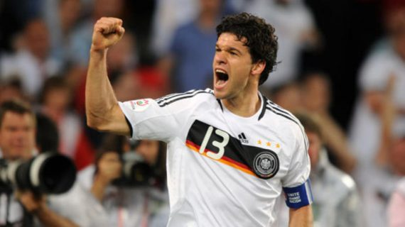 Michael Ballack, Sosok Legenda Spesialis Runner Up