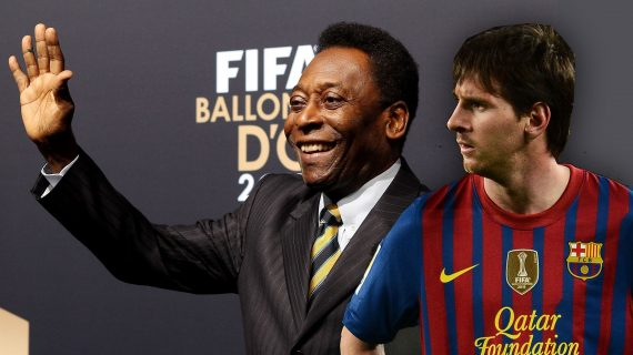 Berita Bola Hari Ini Edisi 7 Desember 2018 -Pele Kritik Messi, Neymar Ingin Main di EPL-