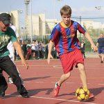 10 Momen Ketika Selebriti Dunia Bermain Bola