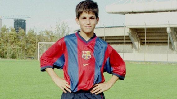 Biografi Cesc Fabregas