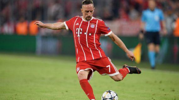 Skill dan Goal Frack Ribery