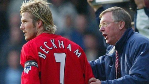 Kisah Kekecewaan Terbesar Ferguson Terhadap David Beckham