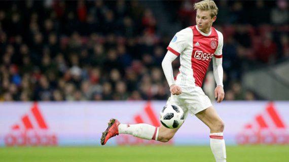 Skill dan Goal Frenkie de Jong