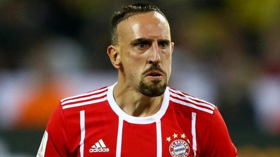 Fakta Menarik Franck Ribery