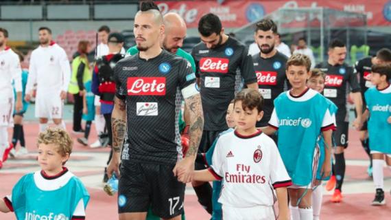 Marek Hamsik: Mengabdi Total untuk Napoli Meski Diancam Nyawa