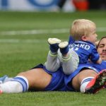 10 Momen Unik Dan Lucu Pesepakbola Dengan Anaknya
