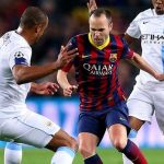 Skill dan Goal Andres Iniesta