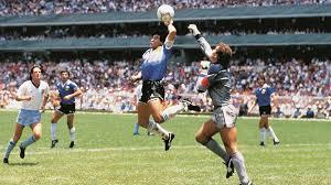 Hari Ketika Maradona Menjadi Tuhan