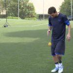 10 Skill Juggling Pesepakbola