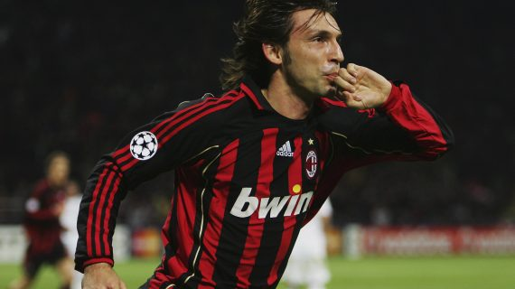 Skill dan Goal Andrea Pirlo
