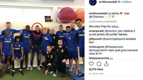 Kisah Tragis Emiliano Sala, Pemain Cardiff yang Hilang di Selat Inggris