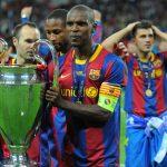 Eric Abidal: Kalahkan Kanker dan Jadi Juara Liga Champions