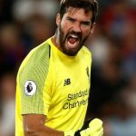 Skill dan Save Alisso Becker