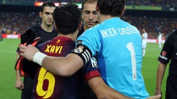 Telepon Casillas ke Xavi yang Dianggap Mourinho Sebagai Pengkhianatan