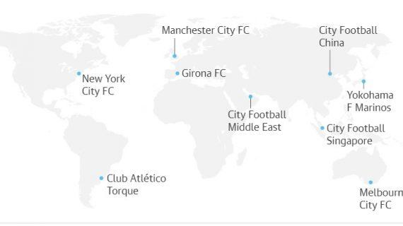Apa Maksud Manchester City Membuka Cabang-Cabang Baru?