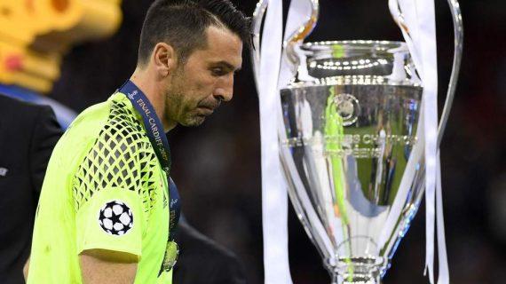 Guanluigi Buffon dan Kisah Rumitnya Dengan Trofi Liga Champions