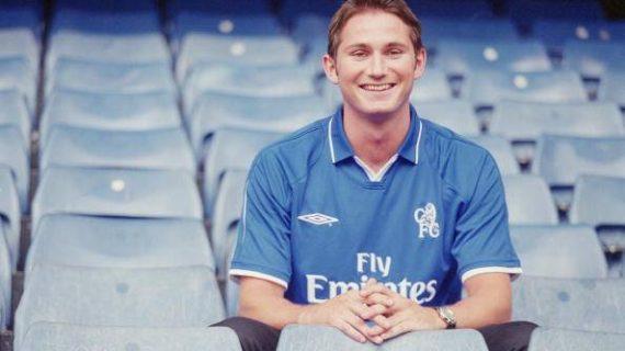 Biografi Frank Lampard