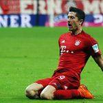Skill dan Goal Robert Lewandowski