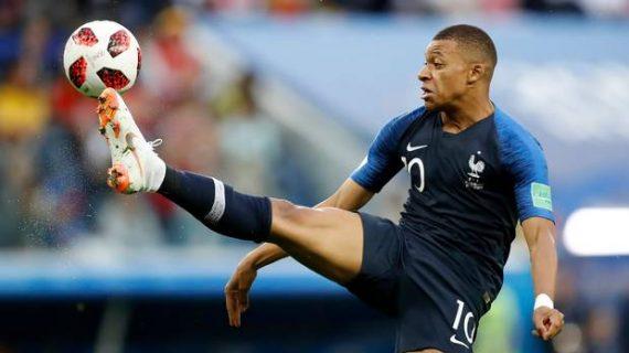Skill dan Goal Kylian Mbappe