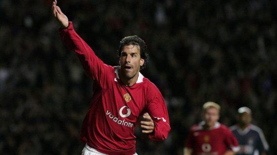Skil dan Goal Ruud van Nistelrooy