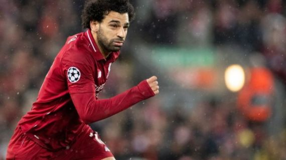 Skill dan Goal Mohamed Salah