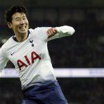Skill dan Goal Son Heung Min