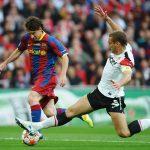 Skill dan Goal Nemanja Vidic