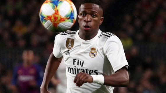 Skill dan Goal Vinicius Jr