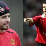Kisah Pique Yang Ketakutan Setengah Mati Karena Roy Keane
