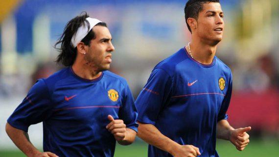 Cerita Unik Carloz Tevez Tentang Gaya Latihan Ronaldo