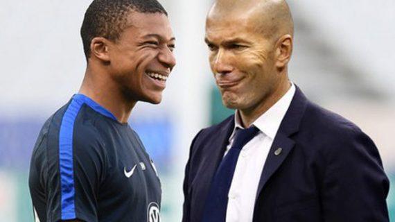 5 Target Transfer Yang Dibutuhkan Zidane Untuk Kembali Membangun Real Madrid