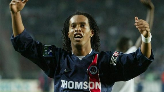 Biografi Ronaldinho