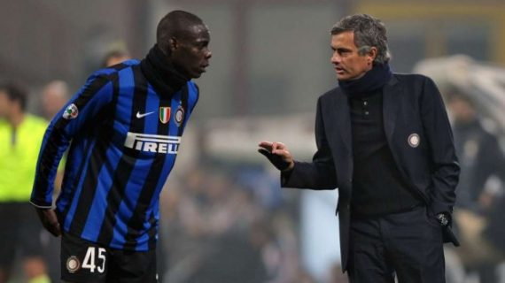 Kisah Kegilaan Mario Balotelli Yang Diungkap Jose Mourinho