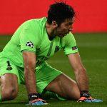 Buffon dan Setumpuk Kenangan Buruk Bersama Liga Champions