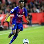 Skill dan Goal Ousmane Dembele