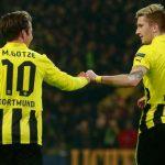 Romansa Sejati Mario Gotze & Marco Reus Yang Tak Lekang Oleh Waktu