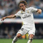Skill dan Goal Luka Modric