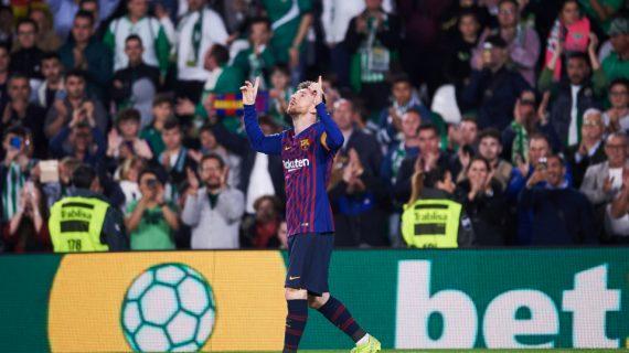 Perlakuan Fans Real Betis Menjadi Bukti Kejeniusan Lionel Messi