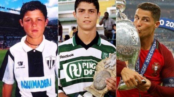 Biografi Cristiano Ronaldo